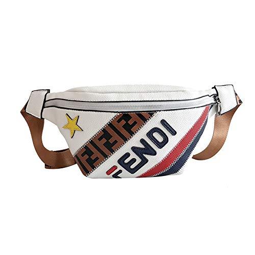 Borsa FREEML donna 2019 nuova marea tasca sul petto mini borsa a tracolla selvaggia borsa a tracolla piccola tasca portamonete