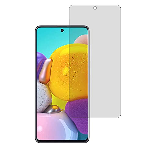 Imperium Frosted Matte Finish (Anti -Scratch) Tempered Glass Screen Protector for Samsung Galaxy A71