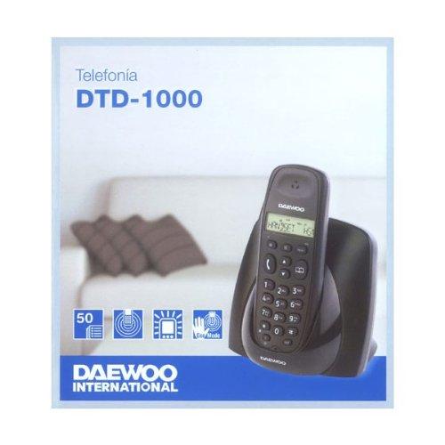 Daewoo DTD 1000 - Teléfono Fijo: Amazon.es: Electrónica