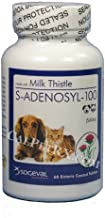 SAMeLQ Liver Support for Dogs and Cats -100 mg (60 chewable tablets)
