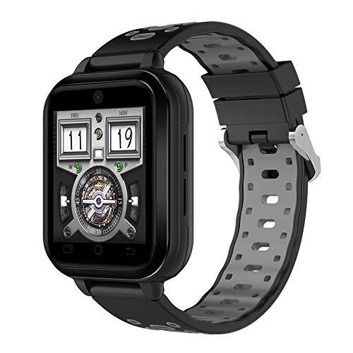 Finow Q1 PRO Phone Call Waterproof Smart Watch Black+Grey