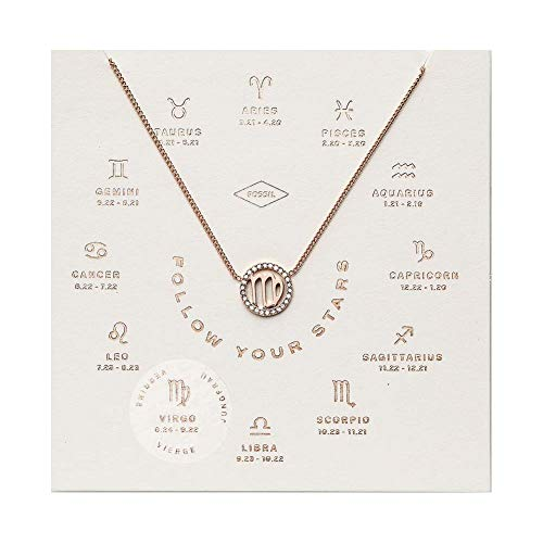 Fossil JF03305791 Dames ketting