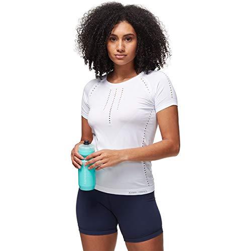 Kari Traa - Camiseta de Manga Corta para Mujer - Blanco - Medium