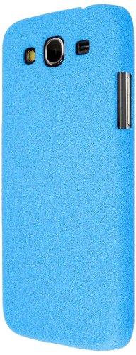 Empire Klix - Cover Rigida Slim per Samsung Galaxy Mega 5.8 I9152/I9150, Effetto sabbiato, Colore: Azzurro