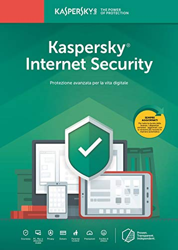 Kaspersky Int Security 2019 1 User Attac
