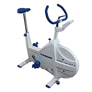 Monark 827E Upright Exercise Bike – Original Swedish Spin Bike – Studio Cycle – with Display