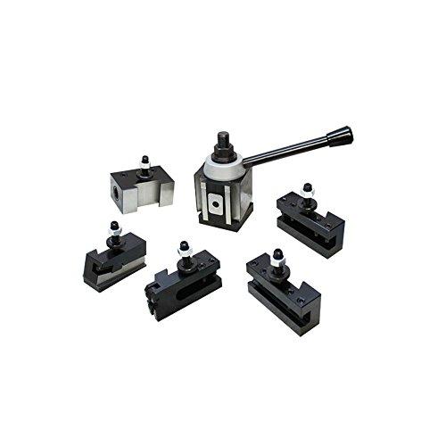 10-15'' Piston Quick Change Tool Post Set FR Aloris 200 BXA Boring Tool Holder