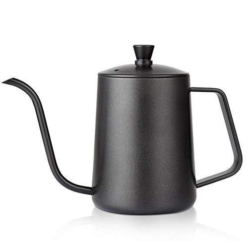 Cxssxling - Cafetera de pistón de acero inoxidable (600 ml)