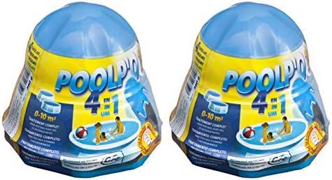 Gre 08012 - Poolpo para piscinas 0-10 m3 (tratamiento todo en uno): Amazon.es: Jardín