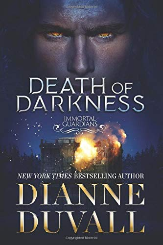 Death of Darkness (Immortal Guardians, Band 9)