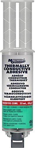 MG Chemicals 8329tfs-25ml leitenden selbstklebend, Langsames Cure, Flowable, dunkelgrau