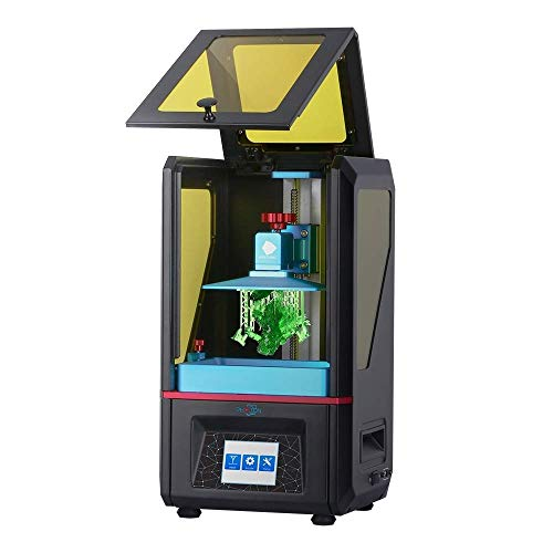 ANYCUBIC Photon UV LCD 3D Printer Assembled Innovation with 2.8'' Smart Touch Color Screen Off-line Print 4.53'(L) x 2.56'(W) x 6.1'(H) Printing Size (Photon)