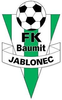 FK Jablonec - Czech Republic Football Soccer Futbol - Car Sticker - 5