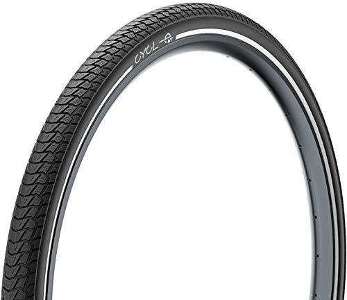 Pirelli Cycl-e WT Drahtreifen 700x37C Black 2021 Fahrradreifen