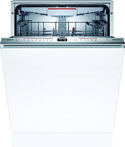Bosch SBD6ECX57E Serie 6 XXL-Geschirrspüler Vollintegriert / D / 60 cm / 92,5 cm Nischenhöhe / 85 kWh/100 Zyklen / 14 MGD / SuperSilence / TimeLight / VarioSchublade / Home Connect