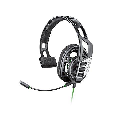 Plantronics Open ear, full range chat headset for Xbox One consoles - headsets (full range chat headset for Xbox One consoles, Game console, Monaural, Head-band, Black, Grey, Dynamic, In-line control)
