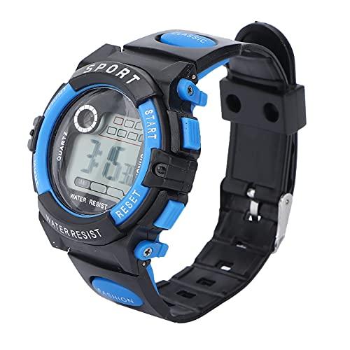 Relojes Deportivos Digitales, Diseño A Prueba De Agua, Diseño A Prueba De Golpes, Relojes para Niños con Función De Cronómetro para Niños, para Deportes Al Aire Libre
