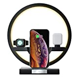 Wireless Charger Station,...