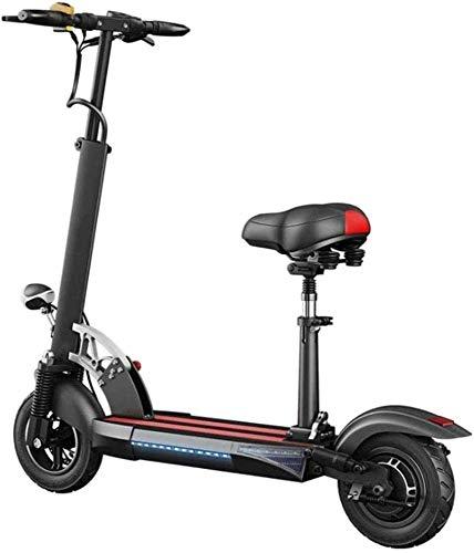CHNG Scooters para Adultos Scooter eléctrico Potente Motor de 500W hasta 37...