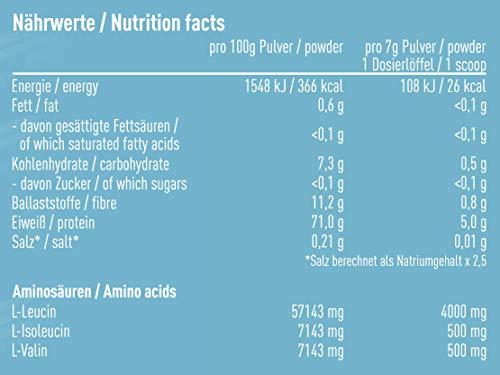 FSA Nutrition BCAA 8:1:1 Vegan-Wassermelone-420g - 6