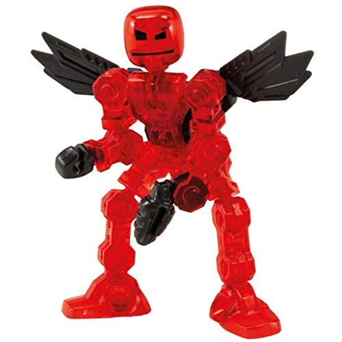 KLIKBOT Hero Action Figures - Stop Motion Animation Toy (Axil)