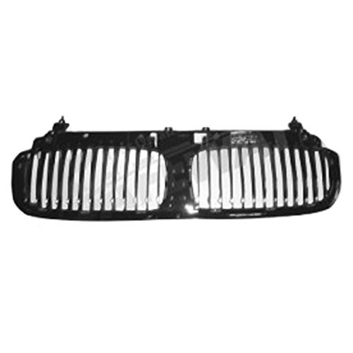 OE Replacement BMW 745 Grille Assembly (Partslink Number BM1200158)