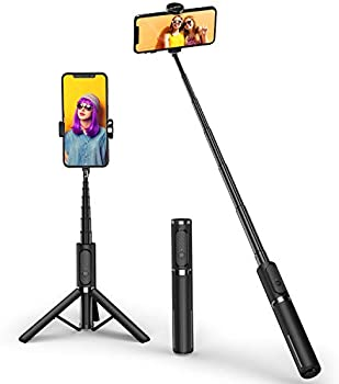 Atumtek Bluetooth Mini Extendable 3 in 1 Aluminum Selfie Stick