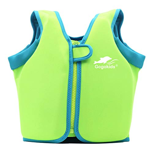 Vine Swim Vest Learn-to-Swim Floatation Jackets Training Vest for Kids (2-4 Years)