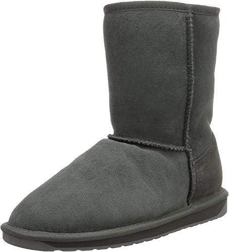 Emu Stinger Lo damskie buty wsuwane, szary - Szary w?giel - 36 EU