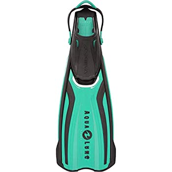 Aqualung Sport Amika Fins  Large/X-Large Teal