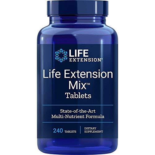 Life Extension, Multivitamin-Mix, 240 Tabletten