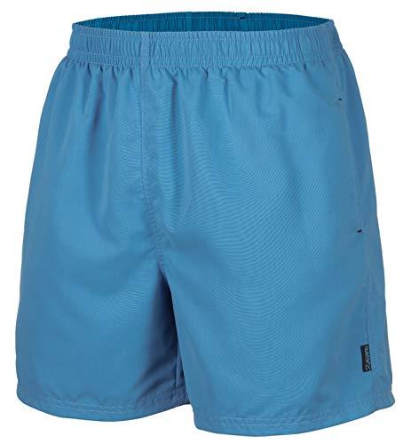 Zagano Adam Lipski Shorts de Bain/Maillots de Bain/Shorts de Plage/Shorts de Bermuda/Pantalons de Loisirs Bleu Clair 3XL