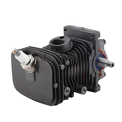 MAGT Motosierra Stihl, 38mm Motor Motor Cilindro Pistón Cigüeñal Compatible con STIHL MS170 MS180 018 Motosierra Herramientas eléctricas Accesorios Accesorios Reemplazo de Accesorios