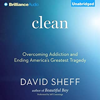 Clean audiobook cover art