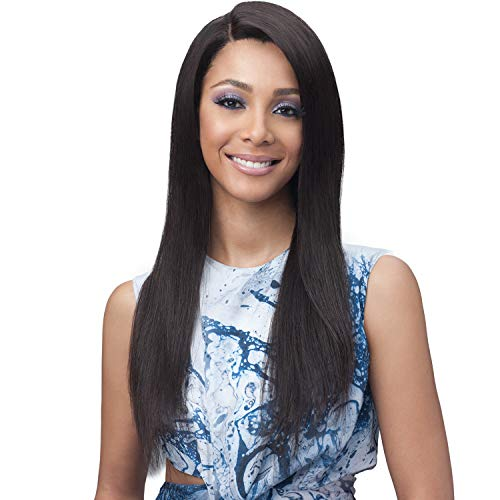 Bobbi Boss Unprocessed Virgin Remy Human Hair Full Lace Bundle Hair Wig Straight 24