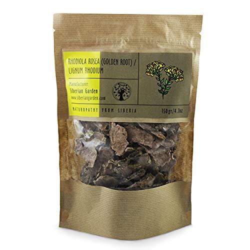 Siberian Rhodiola Rosea Herb - золотой корень 100% Raw,...