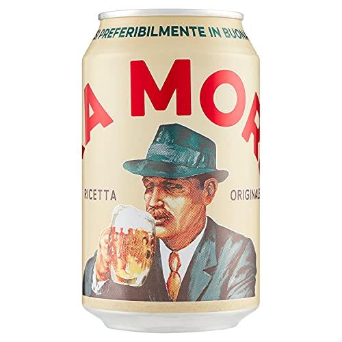 Birra Moretti Birra Bionda 33cl X2, 66cl