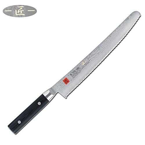 Kasumi The Best von Sumikama Brotmesser 25cm Damastmesser MP7179