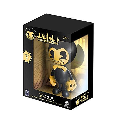 Bendy Toys Batim Cartoon Dolls Horror Ink Juego Coleccionable Juguetes coleccionables niños-con Caja