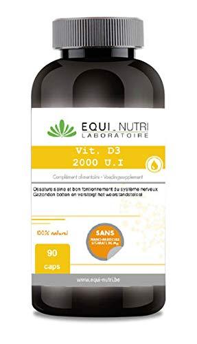 Equi-Nutri Vitamine D3 2000 Ui