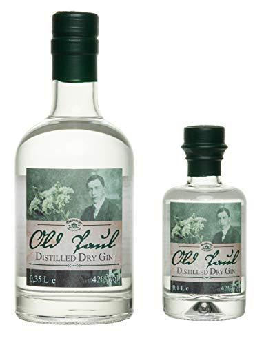 Old Paul Distilled Dry Gin 42{bdef0055a5796c90f81b1a8f1db9457192af6ed7c082e24d283bdb4a1ab719ae}vol. (500 ml)