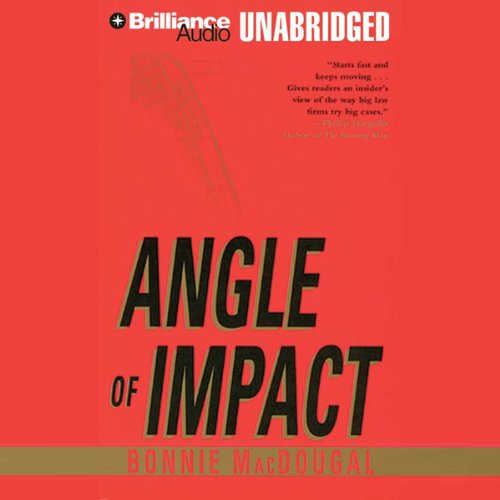 Angle of Impact audiobook cover art