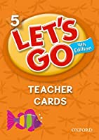 Let's Go 4/E: 5 Teacher Cards