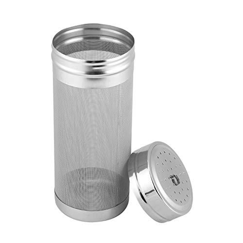 300 Mikron Edelstahl Bier Dry Hopper Filter Haushalt Abfüllrohr Mesh Sieb für hausgemachte Brew Home Coffee