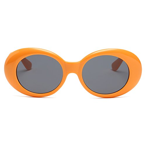 kimorn Clout Goggles gafas de sol para mujer Ovaladas marco Bisagras de metal...