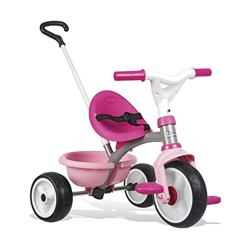 Smoby- Triciclo Be Move, Color rosa (740327)