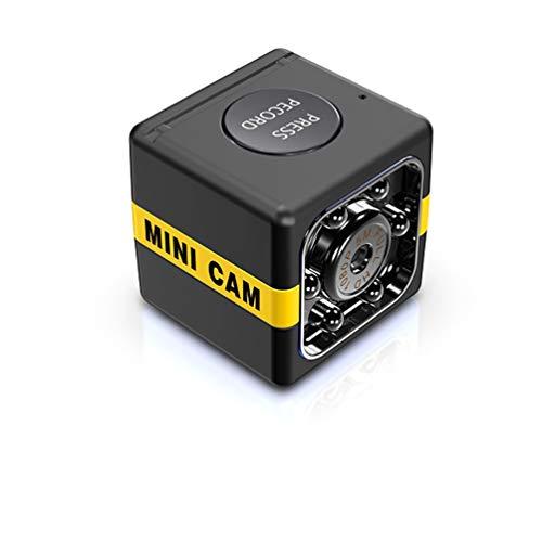 SIWEI 1080P Mini Wireless Mini HD-Camcorder mit Nachtsichtfunktion Geeignet für Die Überwachung zu Hause Auto-Bewegungserkennungsrekorder