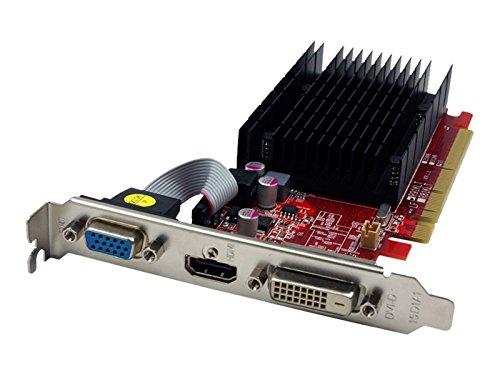 VisionTek Radeon 5450 Radeon HD 5450 1 GB GDDR3 - Grafikkarten (Radeon HD 5450, 1 GB, GDDR3, PCI Express x16 2.1)