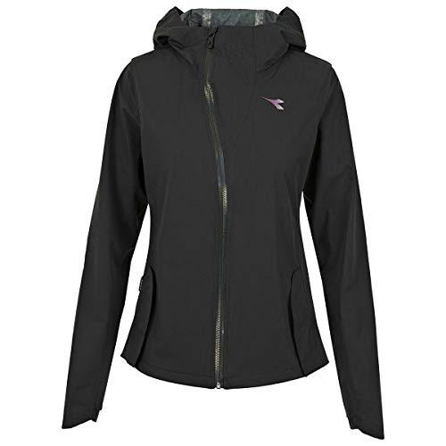 Diadora L. RAIN Lock Jacket Damen Regenjacke Laufjacke Trainingsjacke 102.174969 (S)