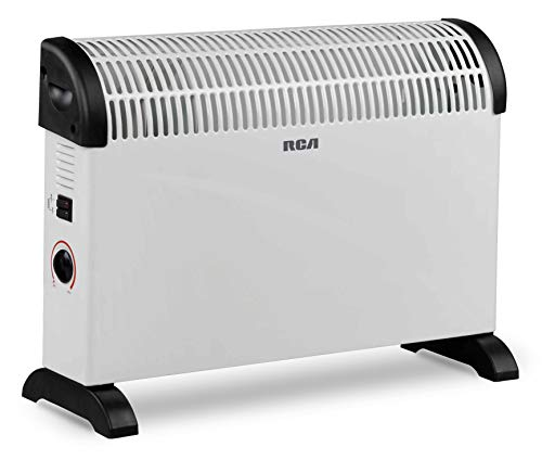RCA RC-H4 Calefactor Convector, Color, Pack of Aquete de 1